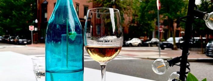 Kava Neo-Taverna is one of Boston.