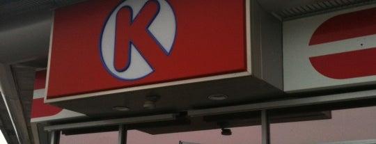 Circle K is one of Kristin 님이 좋아한 장소.