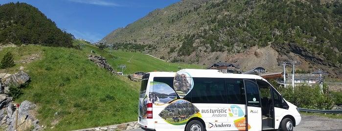 Arinsal Ski Area is one of Dasha : понравившиеся места.