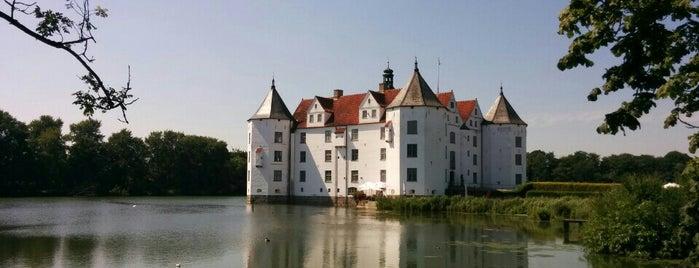 Schloss Glücksburg is one of DE TAREA.