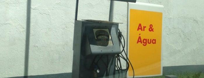 Posto Shell - PetroMega is one of Cecilia 님이 좋아한 장소.