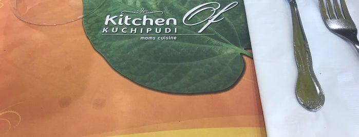 kitchen of kuchipudi is one of Lugares guardados de Venkatesh.