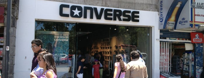 Converse is one of J. Roberto 님이 좋아한 장소.