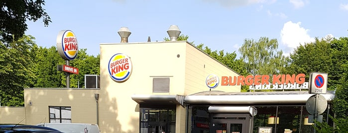 Burger King is one of Posti salvati di N..