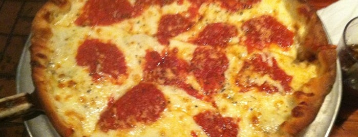 Bocci Trattoria & Pizzeria is one of Get in my belly.