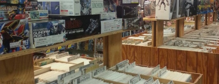 Third Planet Sci-Fi Superstore is one of Comics & Stuff.