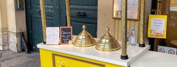 Mado À Paris is one of Les meilleurs salons de thé de Paris par SàP.