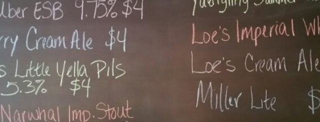 Loe's Brewing Co. is one of Breweries I've Visited.