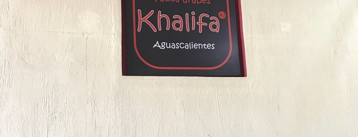 Tacos Arabes Khalifa is one of Lugares favoritos de Adriana.