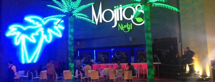 Mojitos Night is one of Lugares guardados de Tomas.