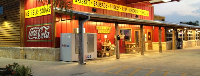 Rudy's Country Store and Bar-B-Q is one of USA Houston.