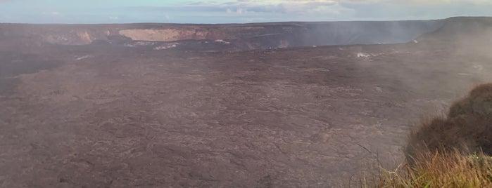 Steaming Bluff Overlook is one of Big island Hawaii.