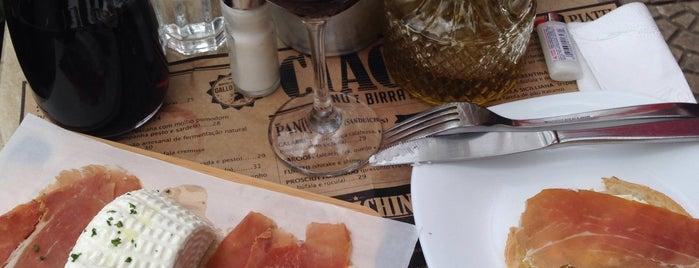 Ciao! Vino & Birra is one of Posti salvati di Vanessa.