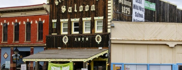 Silver Dollar Saloon is one of Colorado.