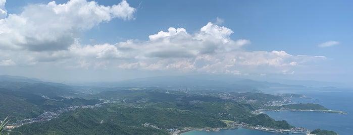 雞籠山山頂 is one of Taiwan.