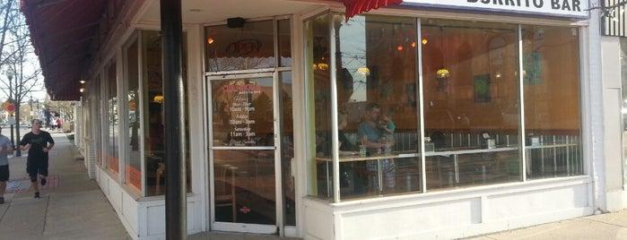 Chilango's Burrito Bar is one of Joanna 님이 저장한 장소.
