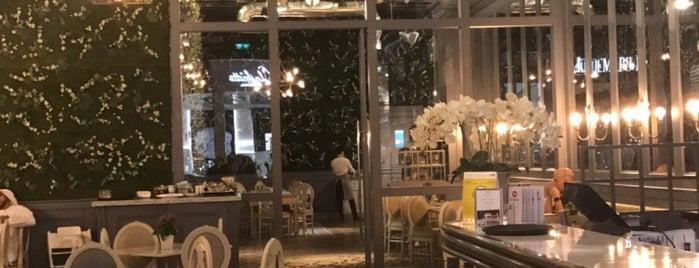 Aubaine is one of Dubai - Breakfast.