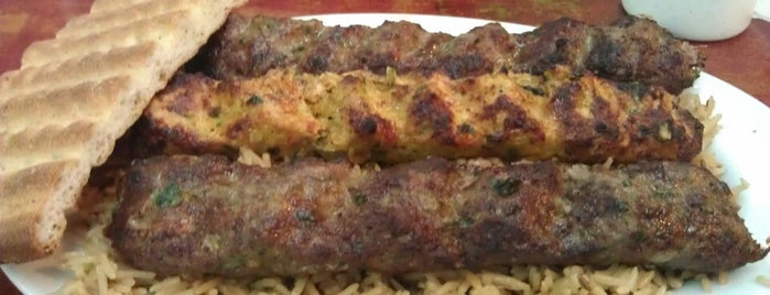 Bakhtar Halal Kabab Main Street is one of Andres's Liked Places.