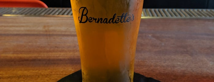 Bernadette's is one of la nightlife.