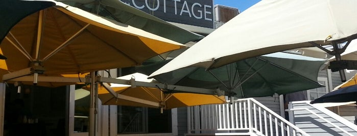 The Cottage is one of La Jolla-San Diego Weekend Dining List.