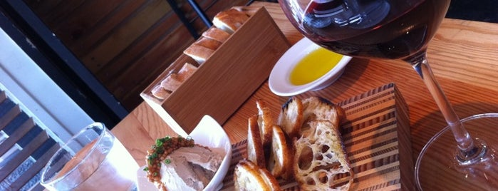 La Quercia is one of Vancouver.