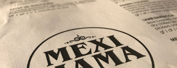 Mexi Mama is one of Napier.