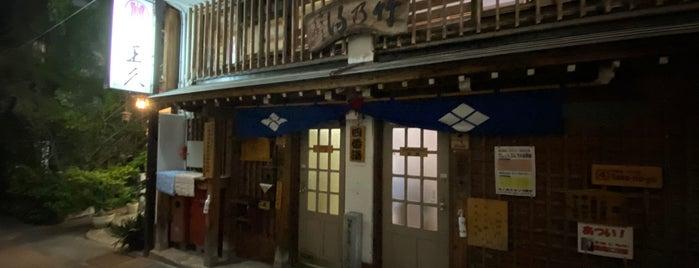 Lugares favoritos de 高井
