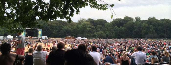 New York Philharmonic - Concerts in the Parks is one of The New Yorkers: Extracurriculars.