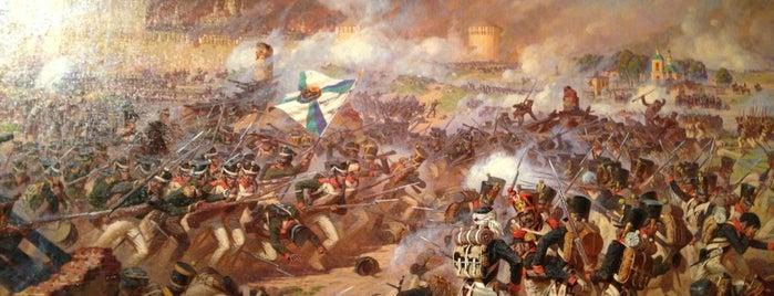Музей-панорама «Бородинская битва» is one of Халявные музеи Москвы.