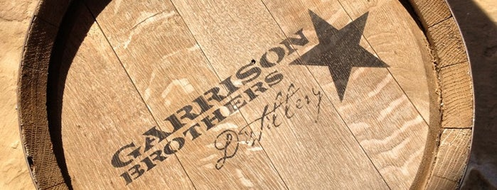 Garrison Bros. Distillery is one of Aleciaさんのお気に入りスポット.