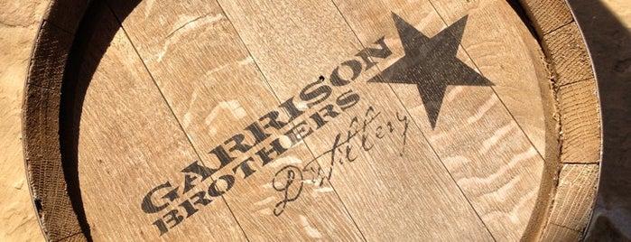 Garrison Bros. Distillery is one of Lugares favoritos de Harv.