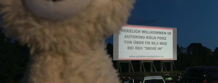 DRIVE IN Autokino Köln-Porz is one of Yunus'un Beğendiği Mekanlar.