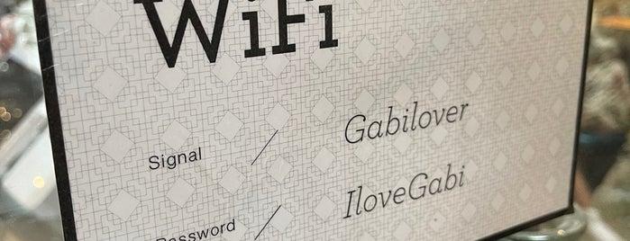 Gabi Cafe is one of California.