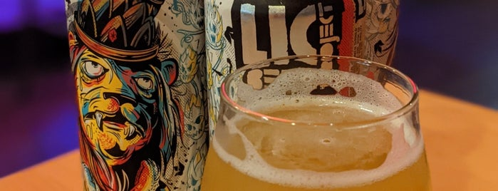 LIC Beer Project is one of New York.