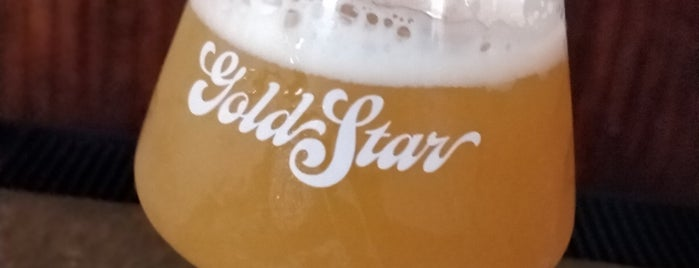 Gold Star Beer Counter is one of Drink NYC.
