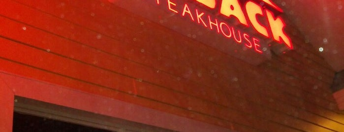 Outback Steakhouse is one of All-time favorites in United States.