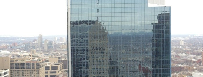 Foshay Tower Museum & Observation Deck is one of MN quick stops.