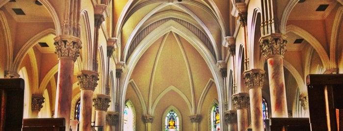 Catedral Presbiteriana do Rio de Janeiro is one of Locais curtidos por Marcelo.
