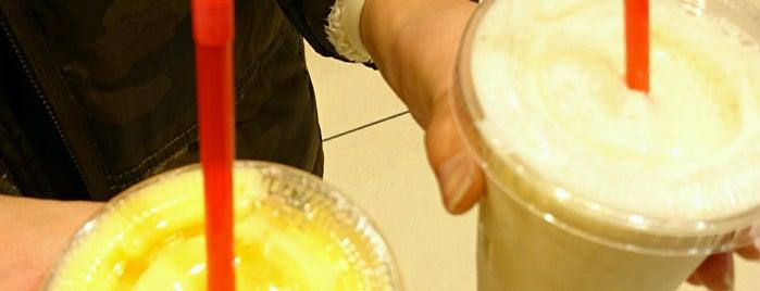 ORANGE CUP is one of イオンモール大日.