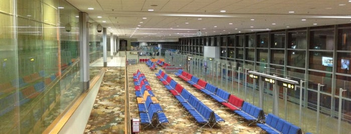 Yangon International Airport (RGN) is one of Leaving on a jet plane....