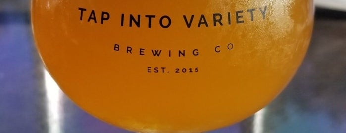 Variant Brewing is one of Georgia Breweries.