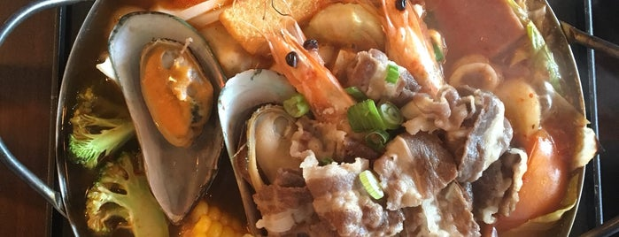 Pot Pa Hot Pot is one of Restaurants to Try - NY.