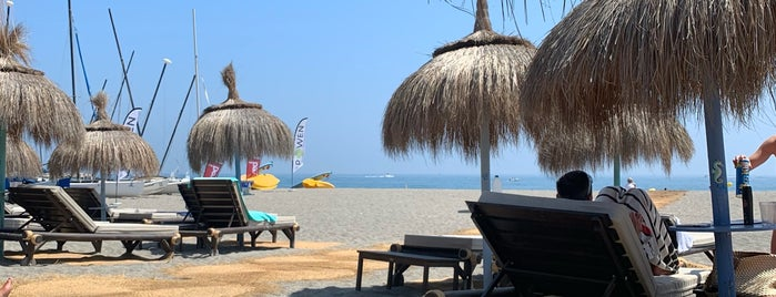 Gigi's Beach is one of Costa Del Sol To do.