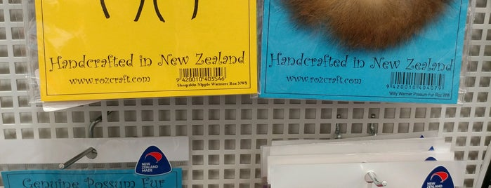 Aotea Souvenirs is one of 4sq special NZ.