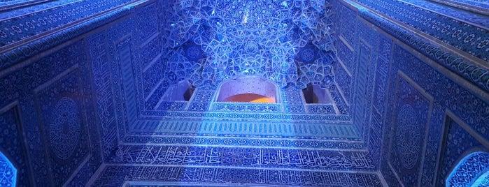 Charsough Jame Mosque | چهارسوق مسجد جامع یزد is one of Summer 2016: CDG | IKA | FCO | ATH | MAD.