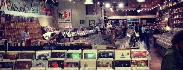 Criminal Records is one of worldwide record stores..
