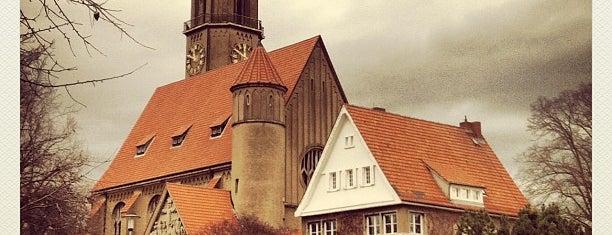 Pauluskirche is one of Darmstadt - must visit.