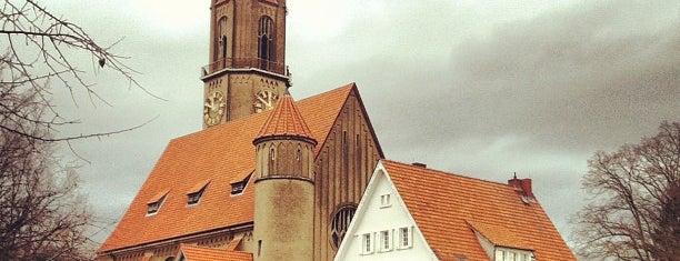 Paulusplatz is one of Darmstadt - must visit.