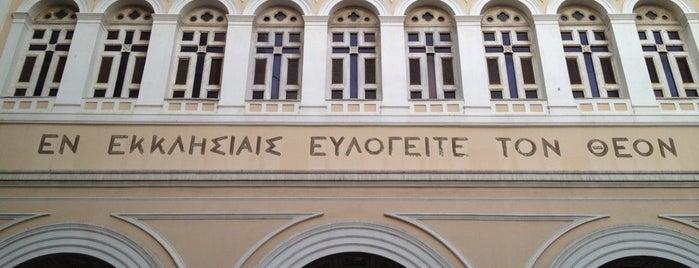 Αγία Ειρήνη Αιόλου is one of Ifigenia: сохраненные места.