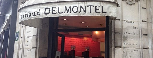 Delmontel is one of Paris Eating.